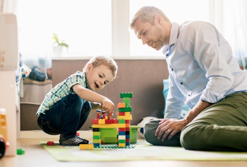 liburan saat yang tepat untuk bermain dengan anak