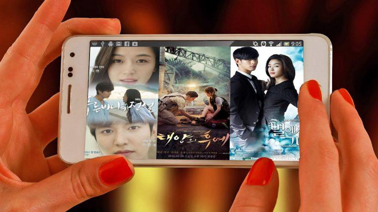 ide kegiatan seru di rumah adalah nonton drama korea