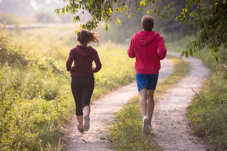 olahraga pagi membuat sehat dan meningkatkan kekebalan tubuh