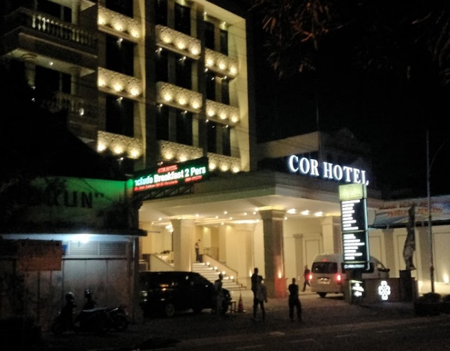review cor hotel purwokerto