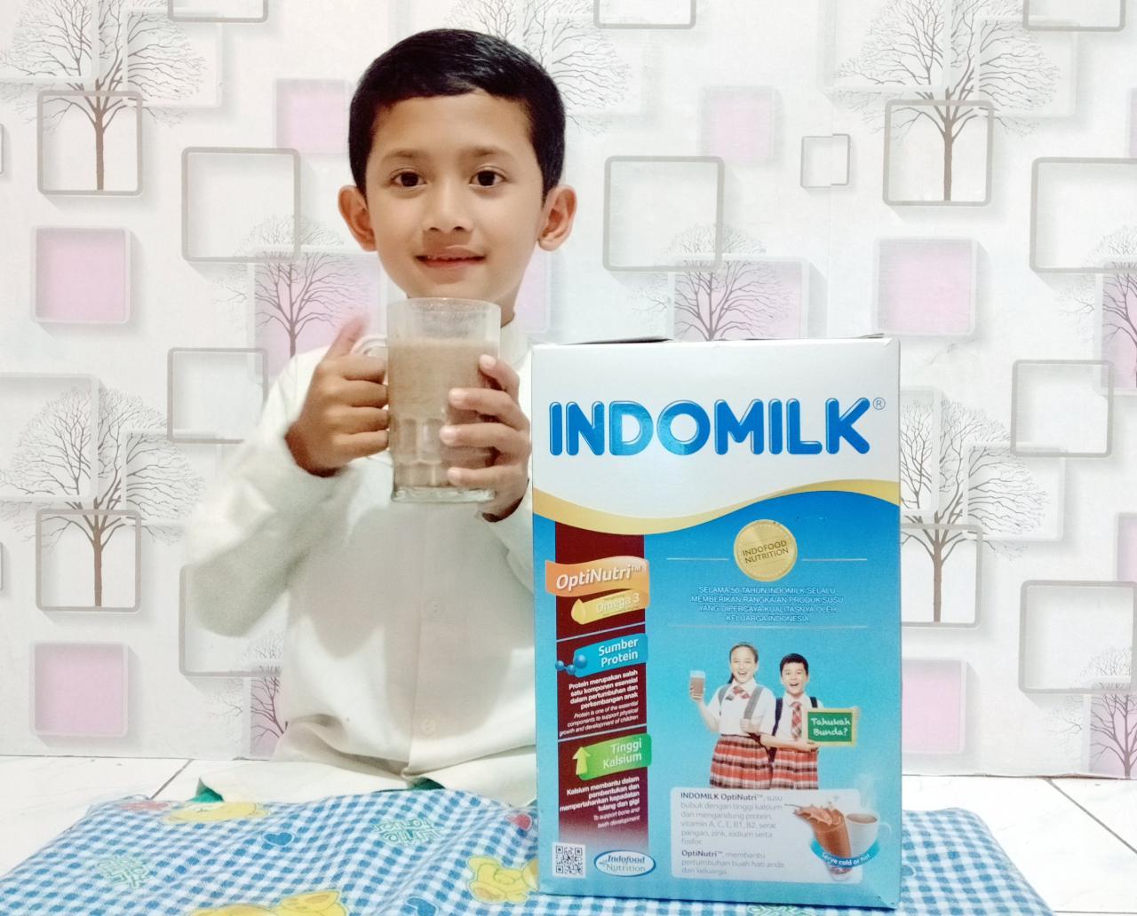 indomilk susu bubuk