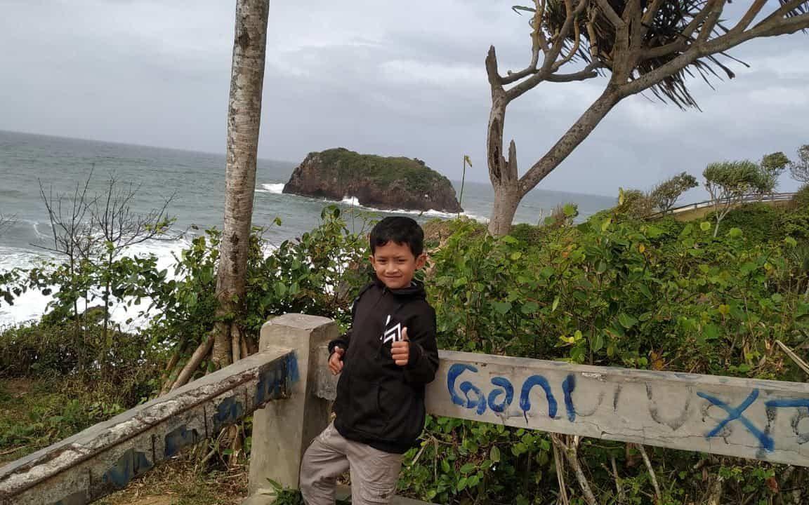 pantai karangtawulan tasikmalaya
