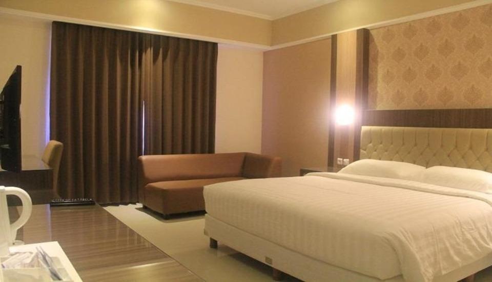 hotel untuk staycation di purwokerto adalah COR hotel