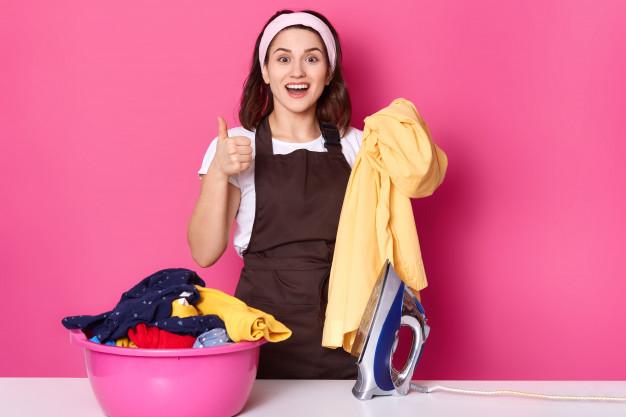 cara menyetrika baju yang benar dan cepat