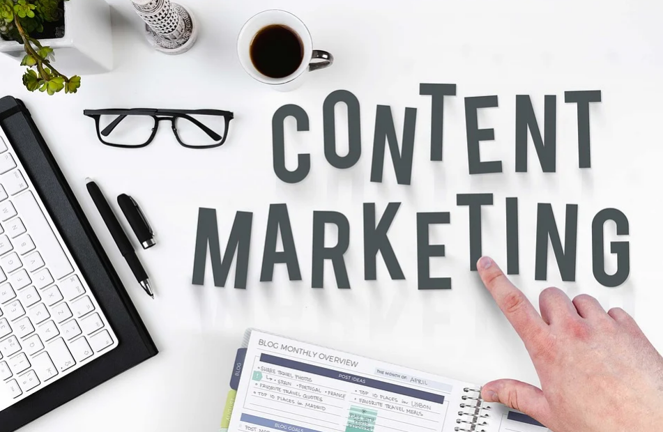 fungsi content marketing