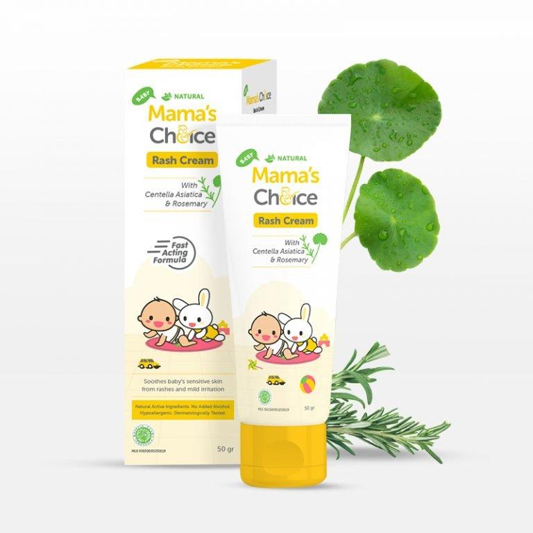 Mamas Choice Baby Rash Cream