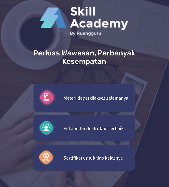 keunggulan kursus online bersertifikat di Skil Academy