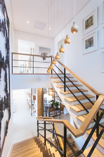 model rumah minimalis dua lantai