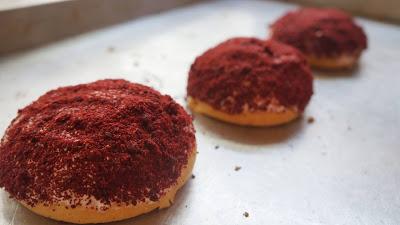 Roti Red Velvet