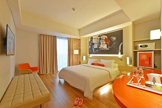 harris hotel rekomendasi hotel di Solo