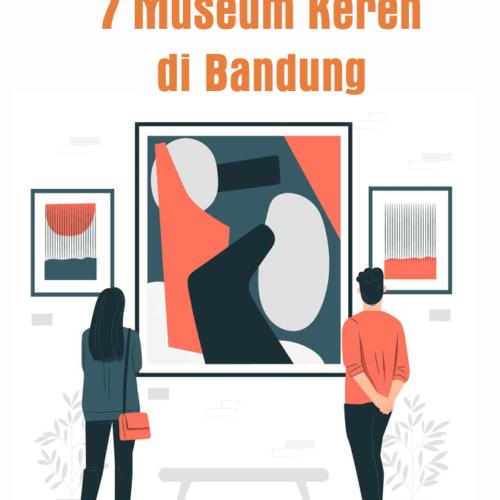 museum di bandung yang instagramable