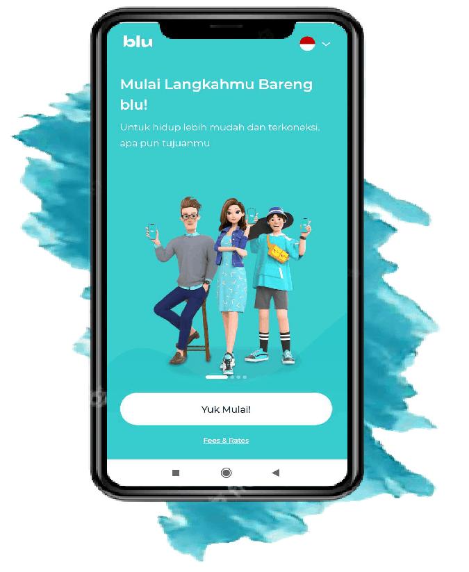 Review jujur aplikasi blu