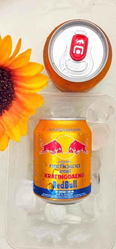 manfaat Taurine dan Kafein dalam Kratingdaeng Red Bull