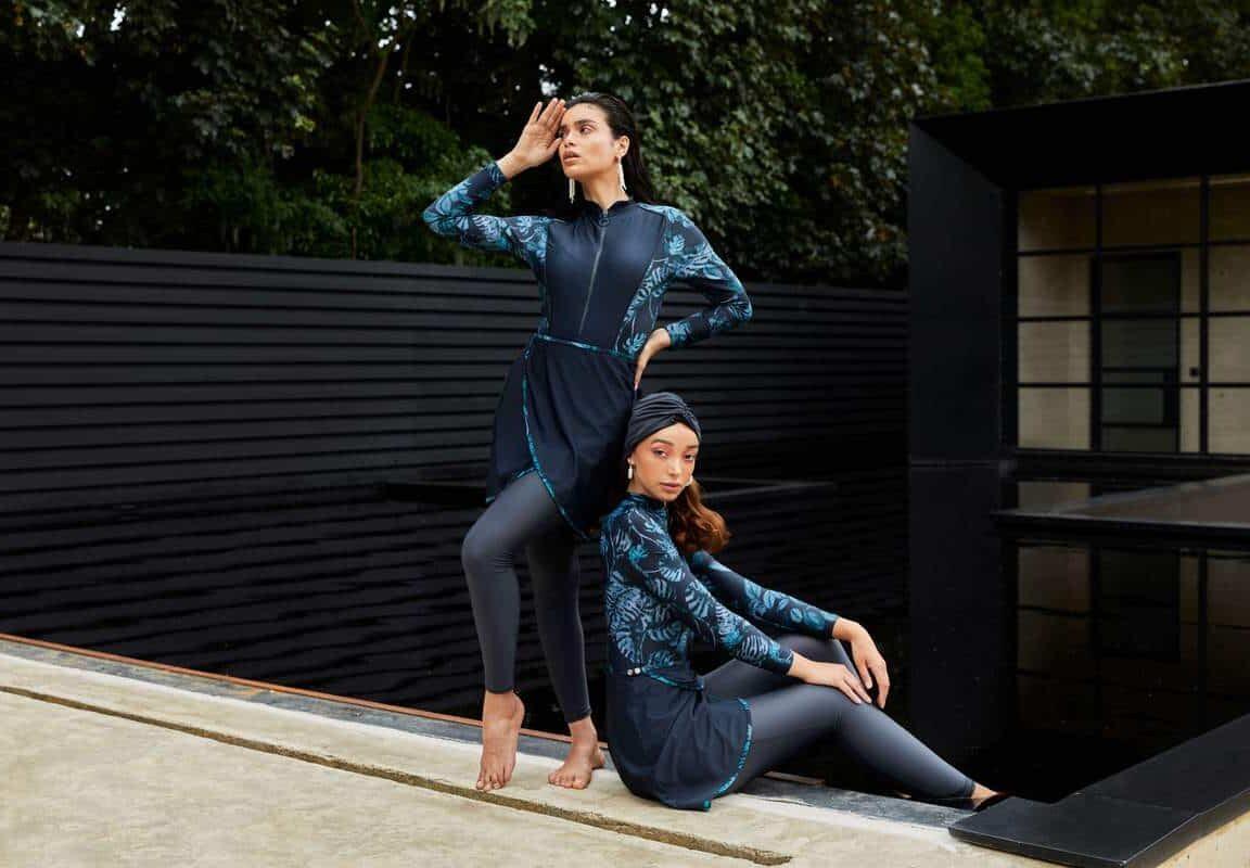 Review baju renang muslimah Lyra Swim