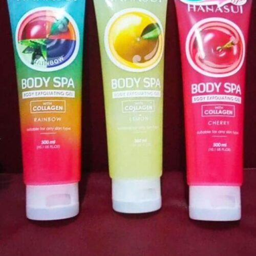 review hanasui body spa 2